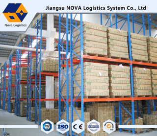 China Storage Heavy-Duty Beam Selective Pallet Racking