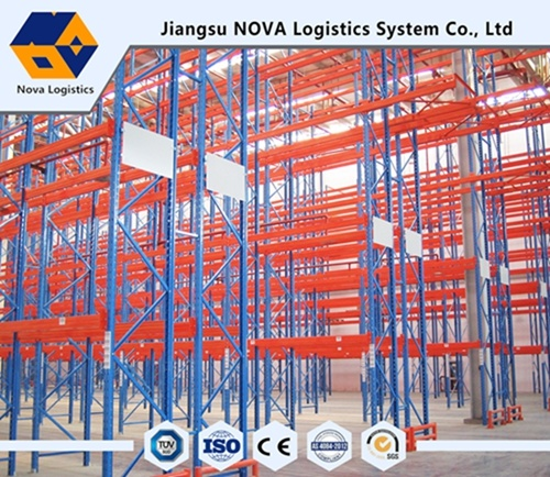 Heavy Duty Pallet Racking with CE Certificate