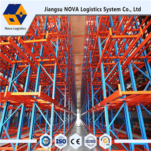 Heavy Duty Vna Warehouse Storage Rack with Ce Certificated