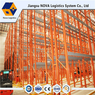 Heavy Duty Save Space Vna Pallet Racking