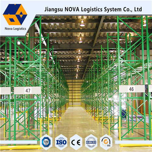 Warehouse of Heavy Duty Pallet Racking From China