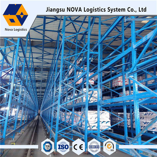 Automated Storage Retrieval System with High Density