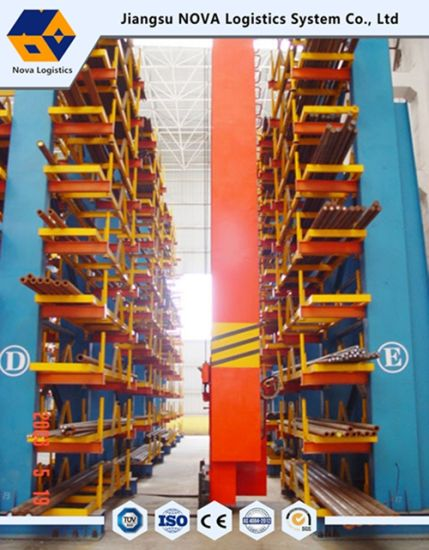 Heavy Duty Arm Cantilever Rack with Single or Double Arms
