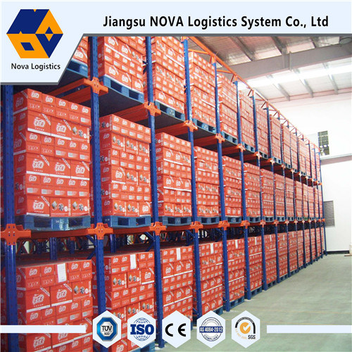 Stable Drive-Through Steel Racking From Jiangsu Nanjing Nova Company