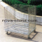 Steel Foldable Mesh Box Pallet