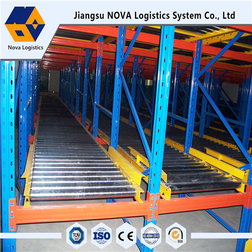 Heavy Duty Gravity Pallet Roller Rack with Best Choise