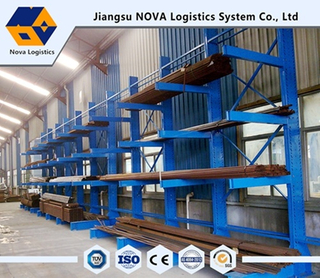 Double and Single Arm Cantilever Rack From Nova Logistics