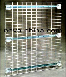 Steel Wire Mesh Support Racking