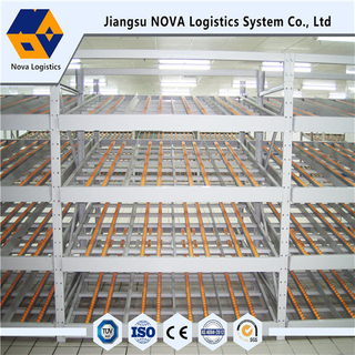 Q235 Steel Flow Through Rack with High Quality