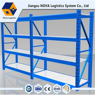 Long Span Medium Duty Racking with Ce Certificated