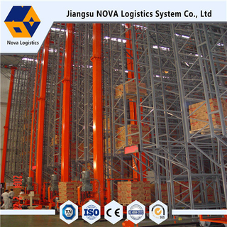 AS/RS Automatic Warehouse Racking From China