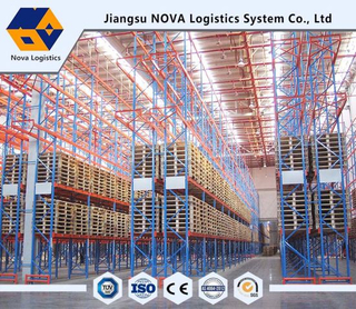 Heavy Duty Steel Pallet Storage Rack From Nova