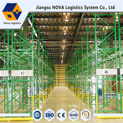 Warehouse Racking Use and Selective Pallet Rack