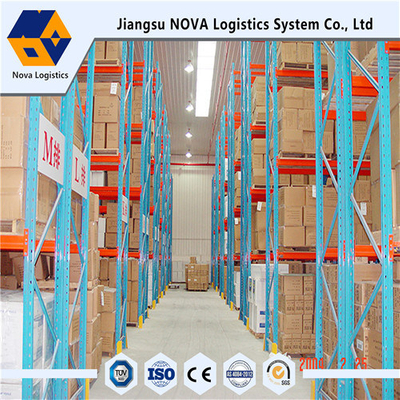 Heavy Duty Pallet Storage Rack From Nova Logistics