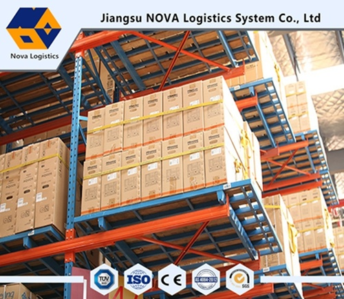 Hot Sale Heavy Duty Selective Pallet Racking 2000kg Per Level