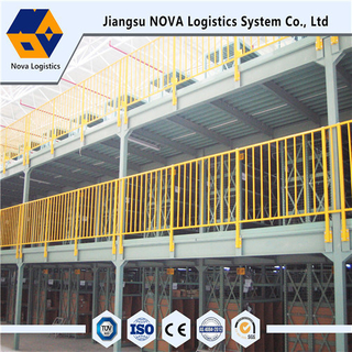 Widely Used Storage Steel Platform Mezzanine