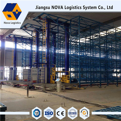 as/RS-Automatic Warehouse Racking From China