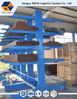 Single and Double Arm Cantilever Racks From China