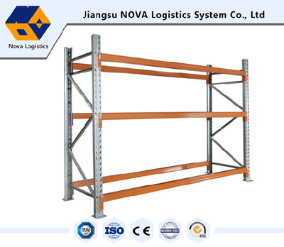 Heavy Duty Stackable Steel Pallet Rack for Warehouse Storage