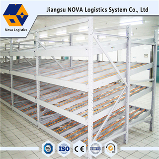 Heavy Duty Flow-Through Racks From Nova Racking