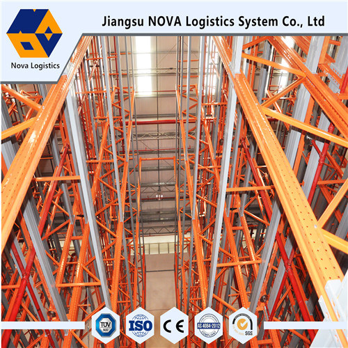 Selective Pallet Racking with High Density (VNA)