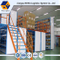 Powder Coating Medium Duty Mezzanine for Storage Racking