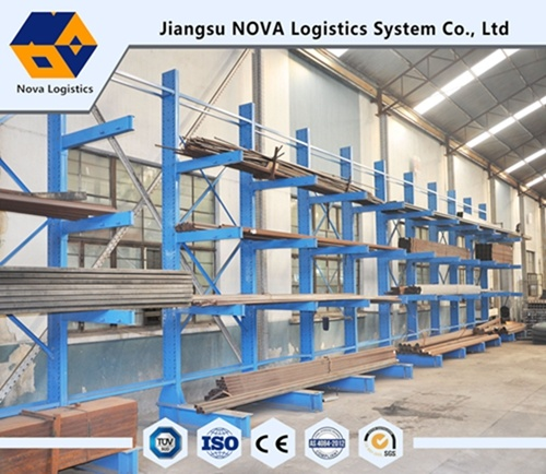Warehouse Storage Cantilever Arm Racks